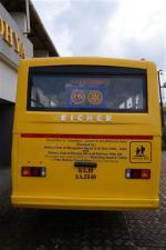 Mangalore School Bus -