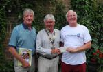 2013 Our Best Bits - RCSC - (P) Cheque Presentation to Julia's House from Golf Day - 22