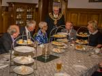 Tea with the Mayor and Mayoress of Stockport -