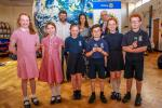 RocketWorld international learning project - The children of St Simon's Catholic Primary School in Hazel Grove