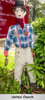 Scarecrow Hunt - United Church