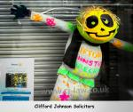 Scarecrow Hunt - Clifford Johnson Solicitors.