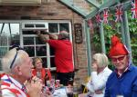2012 06 05 Jubilee Party - What is John doing?