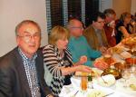 Charity Curry Night - Great to see Ian out and about again.