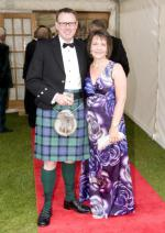 Forres Rotary Dinner 27 June 2014 - RD40