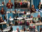 Jim Moulson, President RIBI (Short Report & Photo Collage) -