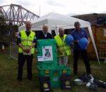 2010-11 - Rotary at the 2010 North Queensferry Boat Festival
