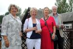 Rotary at the Races - viewing in the winners enclosure