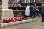 Remembrance Day 2018 - Rtn. Revd. Margaret was there