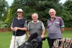 Peter Lane Memorial Golf  - Waiting to Tee Off!