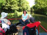 Webcas Drop-in Centre - 2014 Barge Trip -