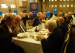 Feb 2020 The Annual 4 Clubs Dinner - Riverside, Cambridge - .