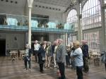 TuT Guided Tour: Royal Opera House - Our group enjoying their tour