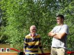 2 Saints Barge Trip 2014 -