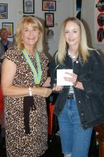 Young Artist of the Year Competition  - People's Prize: Winner - Ellie Ralph - Kingswood Academy
