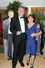 Diamonds are Forever - Charity Evening (20 April 2012) - Pat and Liz Johnson