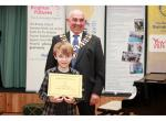 Swindon Young Musician of the Year 2017 - Alfie Lee, St Joseph's Catholic College, 3rd Junior Section Instrumental