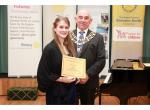 Swindon Young Musician of the Year 2017 - Jordan-Lea Allen, Nova Hreod Academy, 3rd Senior Section Voice