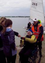 Grafham Water Sailability - Sail10 2