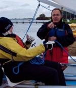 Grafham Water Sailability - Sail12 2