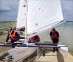 Grafham Water Sailability - Sail13 2