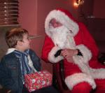 Reindeer Parade Photos -  Father Christmas had the pleasure of seeing over 300 children in the Grotto at the Swan Hotel.