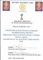 Club's  International Projects shortlisted for District Trophy - Scan0032