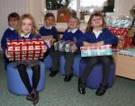 CHRISTMAS SHOEBOXES 2013 -