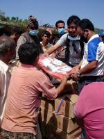 What we did earlier - Nepal Earthquake Relief as we did it. - Sindhupalchowk - May 2015 1 (14)