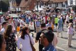 2018 St George's Day Celebrations - Record crowds in the High Street
