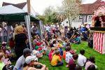 2018 St George's Day Celebrations - Always popular with the children