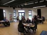 Mock interviews at St Catherine's School - November 2015 -