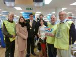 Stroke Awareness Day - Boots Windsor  -