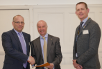 The Rotary Club of Rayleigh Mill welcomes new member Terry Morris -