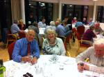 Presidents Weekend at RNLI Poole 3 - 5 October - Enjoying the evening