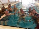 Charity Swimathon 2017 - A good turn out of swimmers from our own club.