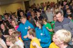 SPECIAL SCHOOLS' MUSIC FESTIVAL 2014 - The dance floor was packed.