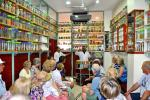 Marrakech 2015 - The hard sell on natural remedies