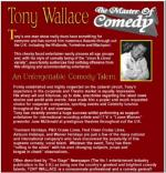 Celebrity Speakers Night - Tony Wallace 1