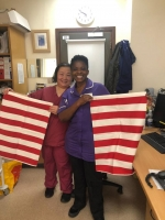Laundry bags for Renal Unit St. George's Hospital Tooting - Appreciation of Rotary