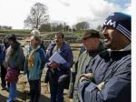 GSE Visit 2013 - Tour at Vindolanda 1