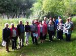 About our Club - Tour of Thwaite Hall gardens in Cottingham