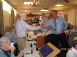 Fellowship visit to Rotary Club of Banbury -