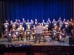 Ulverston High School Swing Band - Performance at the Millom Palladium in 2016