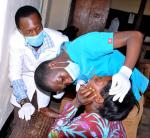 Rotary Clubs adopted a Ugandan Village - Allows people to access a dentist