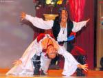 Strictly Come Rotary Dance Competition - Victoria Lawrence and Ian Sharpe and their second demonstration dance as Pirates