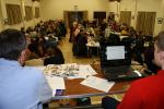 Quiz Night at Medstead Village Hall - View from the Quizmasters