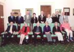 Visit to Mayor's Parlour -