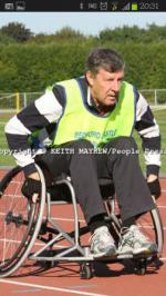Wheelchair Challenge - WCC Nick Yelland 1