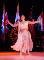 Rotary Young Entertainer in Pictures 2011 -